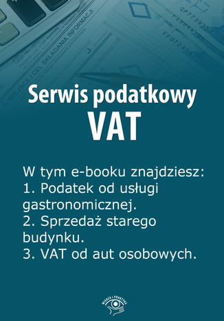 Serwis podatkowy VAT, wydanie lipiec 2014 r