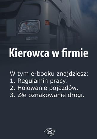 Kierowca w firmie, wydanie luty 2014 r