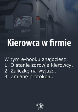 Kierowca w firmie, wydanie czerwiec 2014 r