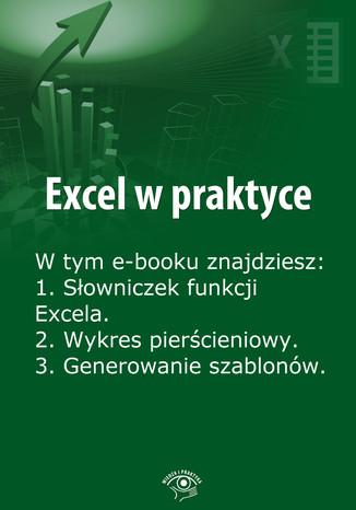 Okładka książki Excel w praktyce, wydanie maj-czerwiec 2014 r