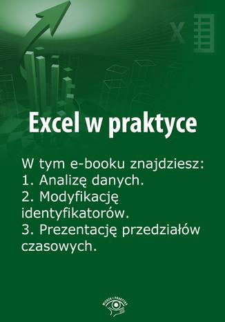 Okładka książki Excel w praktyce, wydanie czerwiec 2014 r