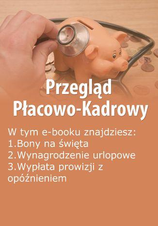 Przegląd Płacowo-Kadrowy, wydanie kwiecień 2014 r