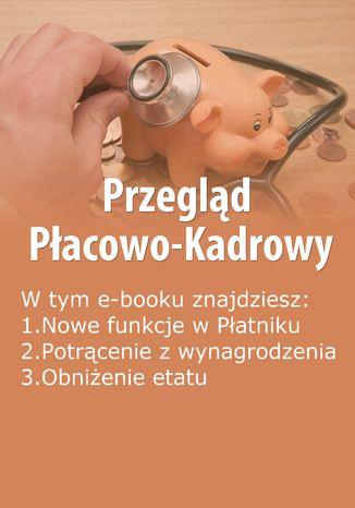 Przegląd Płacowo-Kadrowy, wydanie wrzesień 2014 r