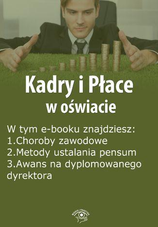 Kadry i Płace w oświacie, wydanie październik 2014 r