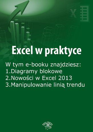 Okładka książki Excel w praktyce, wydanie październik 2014 r