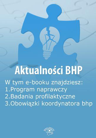 Aktualności BHP, wydanie maj 2014 r