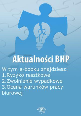 Aktualności BHP, wydanie październik 2014 r