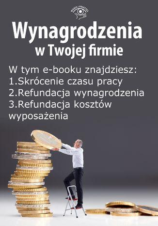 Okładka książki Wynagrodzenia w Twojej firmie, wydanie lipiec 2014 r. część II