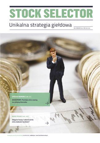 Okładka książki Stock Selector, wydanie wrzesień 2014 r