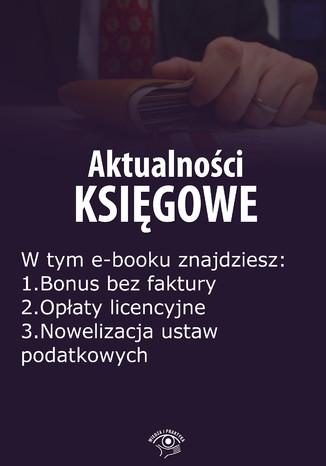 Aktualności księgowe, wydanie październik 2014 r