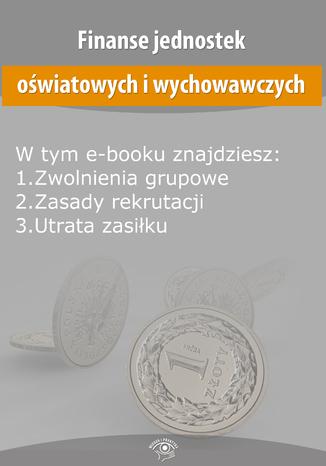 Finanse jednostek oświatowych i wychowawczych, wydanie maj 2014 r