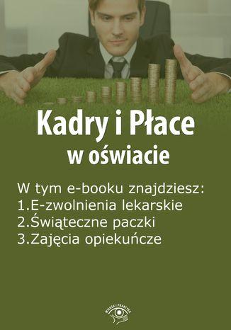 Kadry i Płace w oświacie, wydanie listopad 2014 r