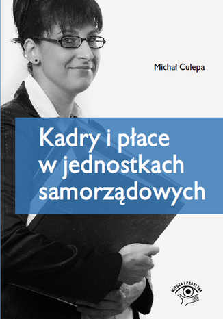 Okładka książki Kadry i płace w jednostkach samorządowych