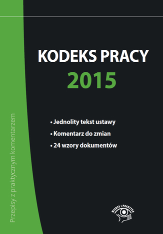 Kodeks pracy 2015