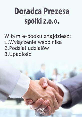 Doradca Prezesa spółki z o.o., wydanie maj-czerwiec 2014 r