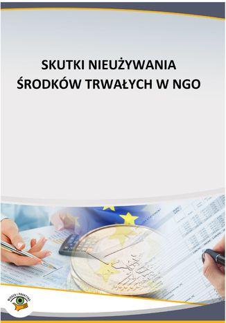 Okładka książki Skutki nieużywania środków trwałych w NGO