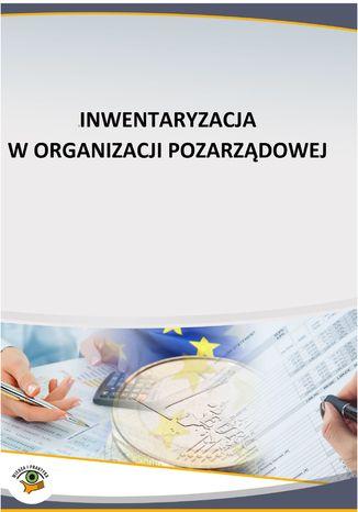 Okładka książki/ebooka Inwentaryzacja w organizacji pozarządowej