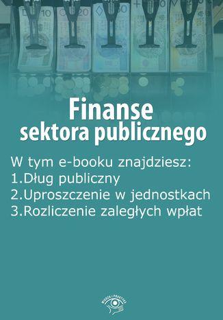 Finanse sektora publicznego, wydanie maj 2015 r