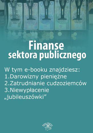 Finanse sektora publicznego, wydanie czerwiec 2015 r