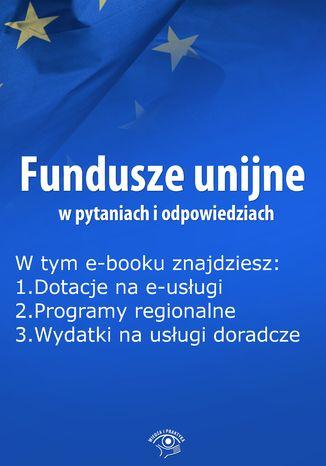 Fundusze unijne w pytaniach i odpowiedziach, wydanie kwiecień 2015 r