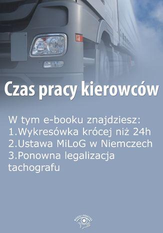 Czas pracy kierowców, wydanie sierpień 2015 r