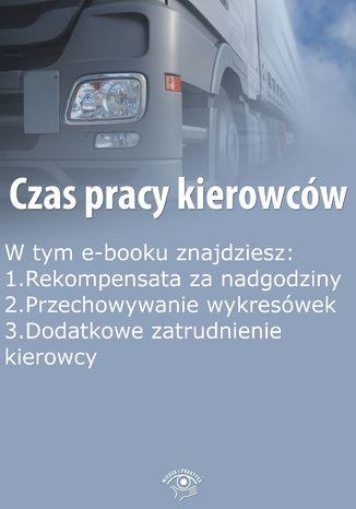 Czas pracy kierowców, wydanie wrzesień 2015 r