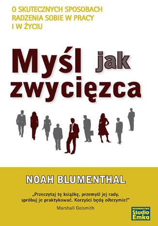 Okładka książki/ebooka Myśl jak zwycięzca