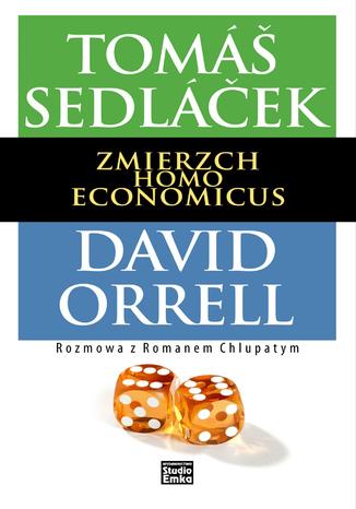 Okładka książki Zmierzch  HOMO ECONOMICUS