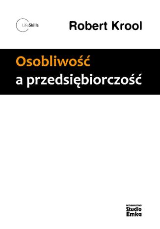 Okładka książki/ebooka Osobliwość a przedsiębiorczość