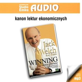 Okładka książki Winning znaczy zwyciężać