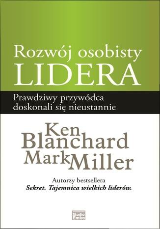 Okładka książki Rozwój osobisty lidera