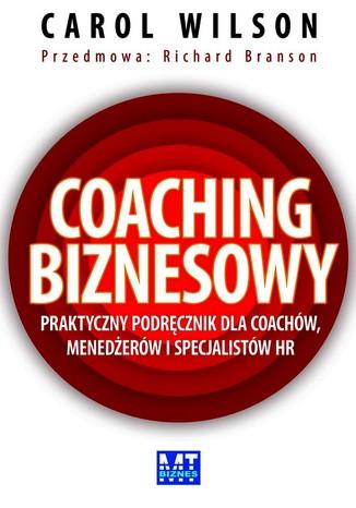 Okładka książki/ebooka Coaching biznesowy