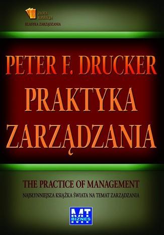 Okładka książki Praktyka zarządzania
