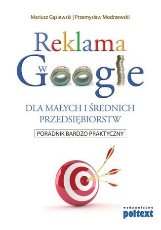 Okładka książki Reklama w Google dla małych i średnich przedsiębiorstw