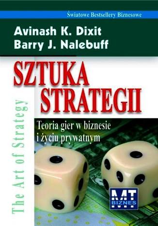 Okładka książki Sztuka strategii