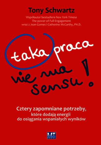 Okładka książki/ebooka Taka praca nie ma sensu!