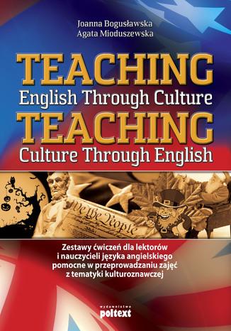 Okładka książki Teaching English Through Culture
