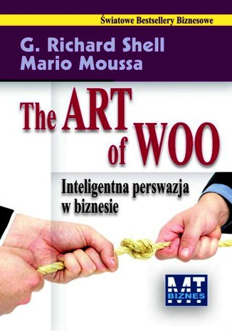 Okładka książki/ebooka The Art of Woo