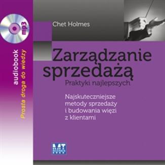 Okładka książki Zarządzanie sprzedażą