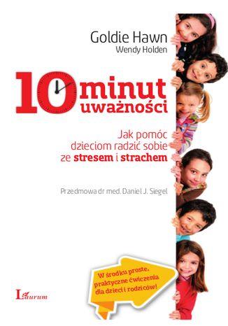 Okładka książki/ebooka 10 minut uważności