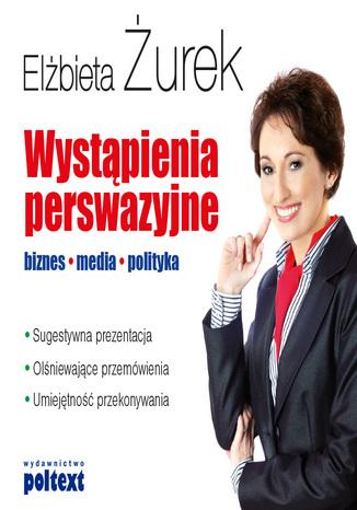 Okładka książki/ebooka Wystąpienia perswazyjne