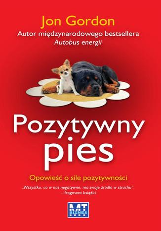 Okładka książki/ebooka Pozytywny pies
