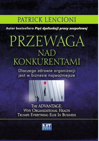 Okładka książki Przewaga nad konkurentami