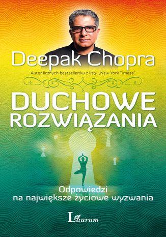 Okładka książki/ebooka Duchowe rozwiązania
