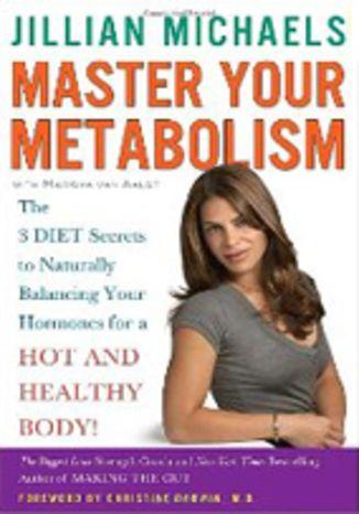 Okładka książki Opanuj swój metabolizm-książka kucharska