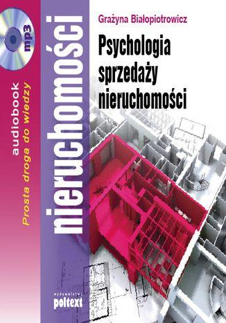 Okładka książki/ebooka Psychologia sprzedaży nieruchomości