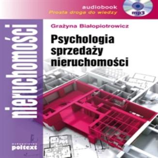 Okładka książki Psychologia sprzedaży nieruchomości