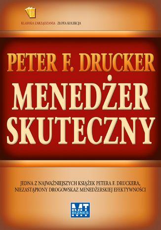 Okładka książki/ebooka Menedżer skuteczny
