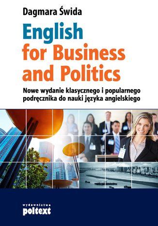 Okładka książki English for Business and Politics