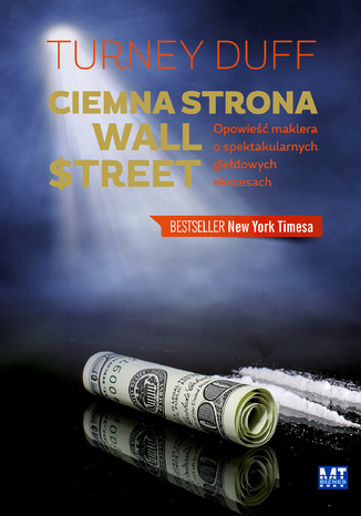 Okładka książki/ebooka Ciemna strona Wall Street